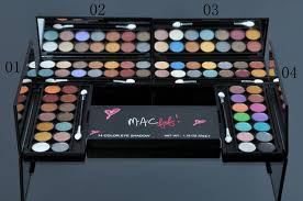 mac 14 color eyeshadow palette 2 mac makeup gift sets superior quality new
