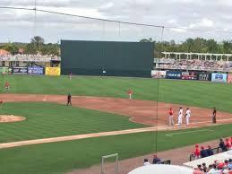 Seating Chart Hammond Stadium Fort Myers Photos At Hammond Stadium At Centurylink Sports Complex