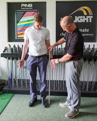 Ping Custom Fitting Q A Golf News Golf Gear