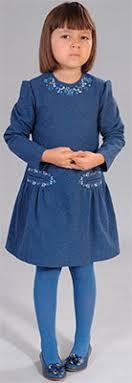 <b>Платье Fleur de Vie</b> 24-2160 рост 104 индиго купить в интернет ...