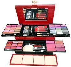 professional waterproof plete makeup kit from ads model