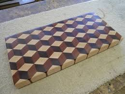 Cool Cutting Board Designs End Grain