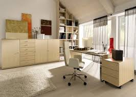 home office designs wooden. Office:Blonde Wooden Furniture With Minimalist Look For Mdoern Home Office Design Blonde Designs D