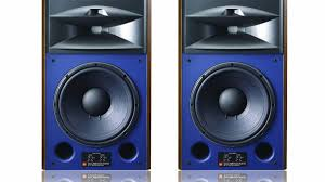 Tweeter Speaker Box Design Unstoppable Jbls Mighty 4429 And S3900 Speakers Cnet