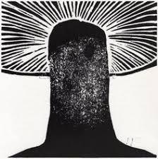 Mushroom Relief Print - <b>James Thompson</b>   Relief <b>Printing</b>   Framing ...