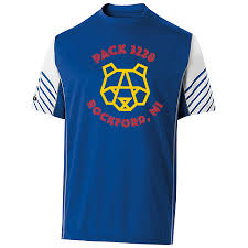 Cub Scouts Adult Arc Shirt S S