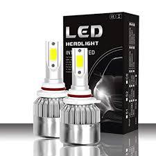 9005 Led Headlight Bulbs Mushan Hi Lo Beam Fog Light Superbright Led Bulbs Ip68 Waterproof 56w 6000k 10400lumens Hb3 High Power Headlight 1 Pair