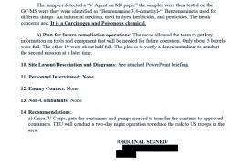 Camp Taji Incident Report Declassified After 12 Years The