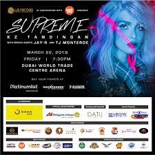 Supreme Kz Tandingan Platinumlist Net
