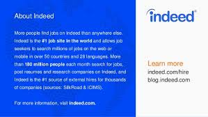 indeedinteractive finding your next great hire with indeed resume terence chiu product director indeed 54 post your resume on indeed