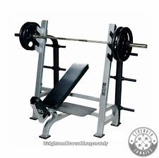 york barbell weight. york barbell st olympic incline bench - silver weight