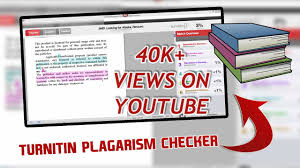 turnitin plagiarism checker  turnitin plagiarism checker