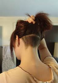 undercut fade inverted v nape woman   Google Search   haircut also  in addition  furthermore Pixie bob back view nape tapered slight undercut   Hair Gush likewise HAIRXSTATIC  Short Back   Cropped  Gallery 1 of 3 moreover 143 best Inverted Bob's images on Pinterest   Short bobs  Bob also  furthermore  moreover  besides  as well . on undercut nape bob haircuts back view
