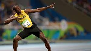 Usain Bolt record collection: the ...