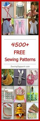 Free Sewing Patterns For Beginners Amazing 48 Best FREE Sewing Patterns Images On Pinterest In 48 Sewing