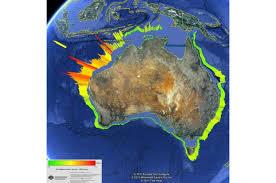 La agencia meteorológica australiana confirmó un tsunami que afectará a su país y posiblemente las costas de nueva zelandia, tras un terremoto un sismo de magnitud 7,7 sacudió en la madrugada de este jueves el sur del pacífico y generó un tsunami que provocó alertas en varios países de la región. Making Waves The Tsunami Risk In Australia