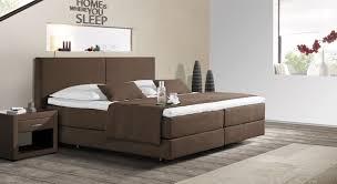 Schlafzimmer Modern Braun Boxspringbett 19 Charmant Funvit