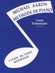 Méthode De Piano Michael Aaron, Livre 1   Archambault