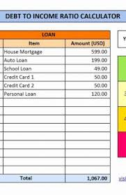 Excel Spreadsheet Mortgage Calculator Payment Template Download ...