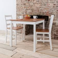 annika bistro set table with 2 chairs natural