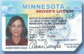 "By Minnesota Licenses Idscanner Helps Identify - Driver's ""void"" Inc com Perforation Invalidated Tokenworks"