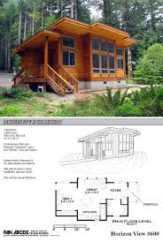 build your own tiny house plans this great looking 600 sq ft home is a