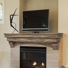 wood fireplace mantel shelves mantel shelf reclaimed wood mantel shelf