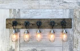 vanity lighting design. Country Bathroom Lighting Ideas For Lamp Color Primitive . Vanity Design I