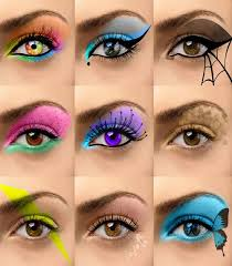 cool eyeshadow designs emo eye makeup designs applying cool eye makeup
