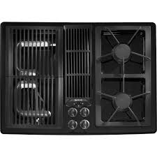 gas cooktop with downdraft. Plain Downdraft JennAir 30 With Gas Cooktop Downdraft C