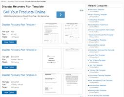 Disaster Recovery Plan Template Plan Disaster Recovery Plan Template 22