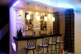 bar design for living room home bar design