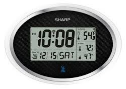 sharp weather station. no manuals found online anywhere. none for the spc products to download on sharps website. also outdoor temp sending units sharp weather station