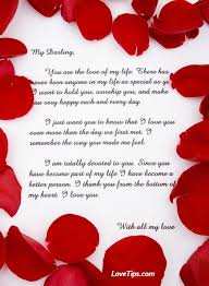 True Love Letters Sample If You Like Love Letters You