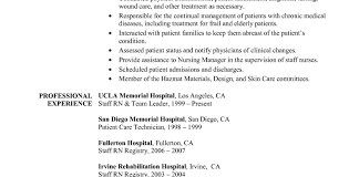Wound Nurse Cover Letter Supply Management Specialist Sample