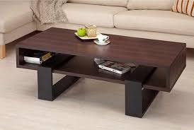 ... Coffee Table, Charming Sofa Brown Tables Cool Coffee Tables: Surprising Cool  Coffee Tables Decorating ...