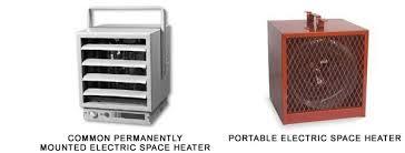 choosing an electric garage heater