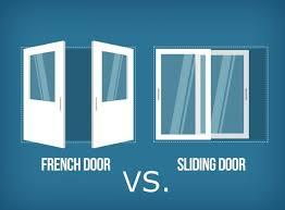 french door vs sliding glass door
