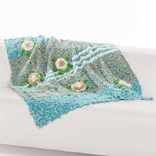 Crochet Sea Turtle Blanket Pattern