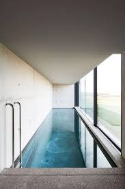 Indoor swimming pool design Ceiling Indoor Swimming Pool Designs For Homes House Beautiful 20 Striking Indoor Swimming Pool Designs stylish Indoor Pool Ideas