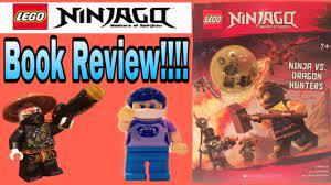 LEGO Ninjago Season 9 Hunted Ninja .V.S. Dragon Book Unboxing/Review!!!! -  YouTube