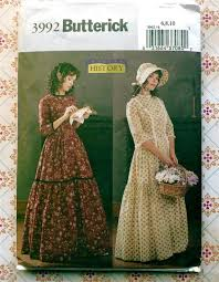 Prairie Dress Pattern