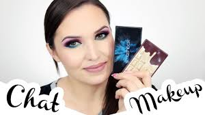 chat makeup zoeva smashbox makeup revolution suva beauty