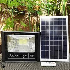 Đèn pha led năng lượng mặt trời IP67 40w #1L6 (jklb)