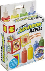 Amazon.com: Alex Artist Studio Fantastic Spinner Refill Kids Art ...