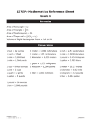 Refference Sheet I Step Reference Sheet Fill Online Printable Fillable