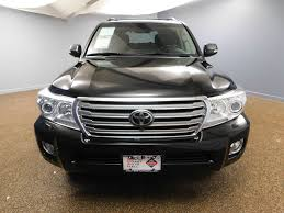 2014 Used Toyota Land Cruiser 4dr 4WD at North Coast Auto Mall ...
