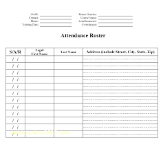 Player Roster Template Free Soccer Team Strand Transcription