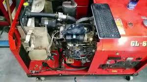 kubota gl generator repair