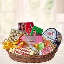 chocolate basket diwali gifts bangalore lucknow